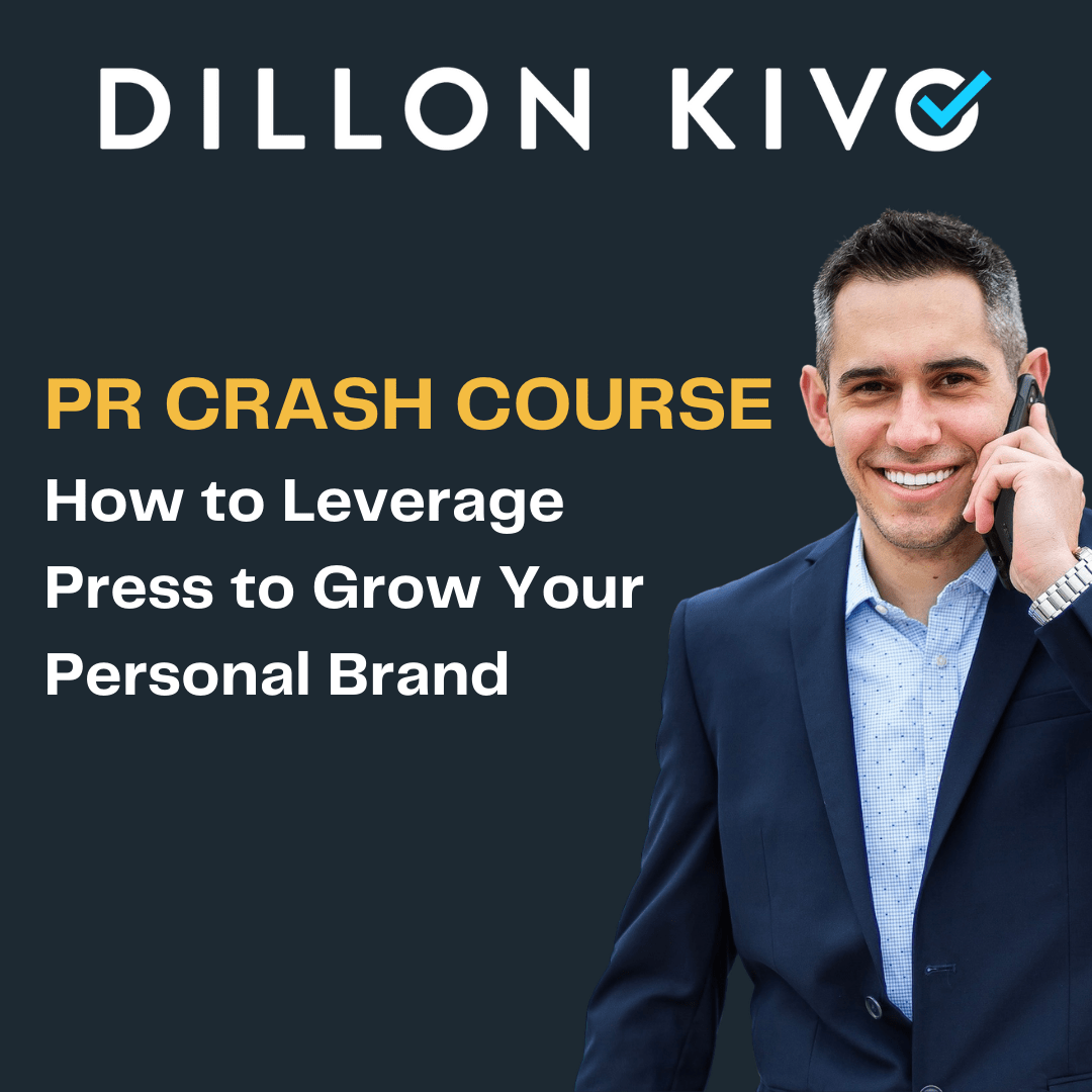 The PR Crash Course